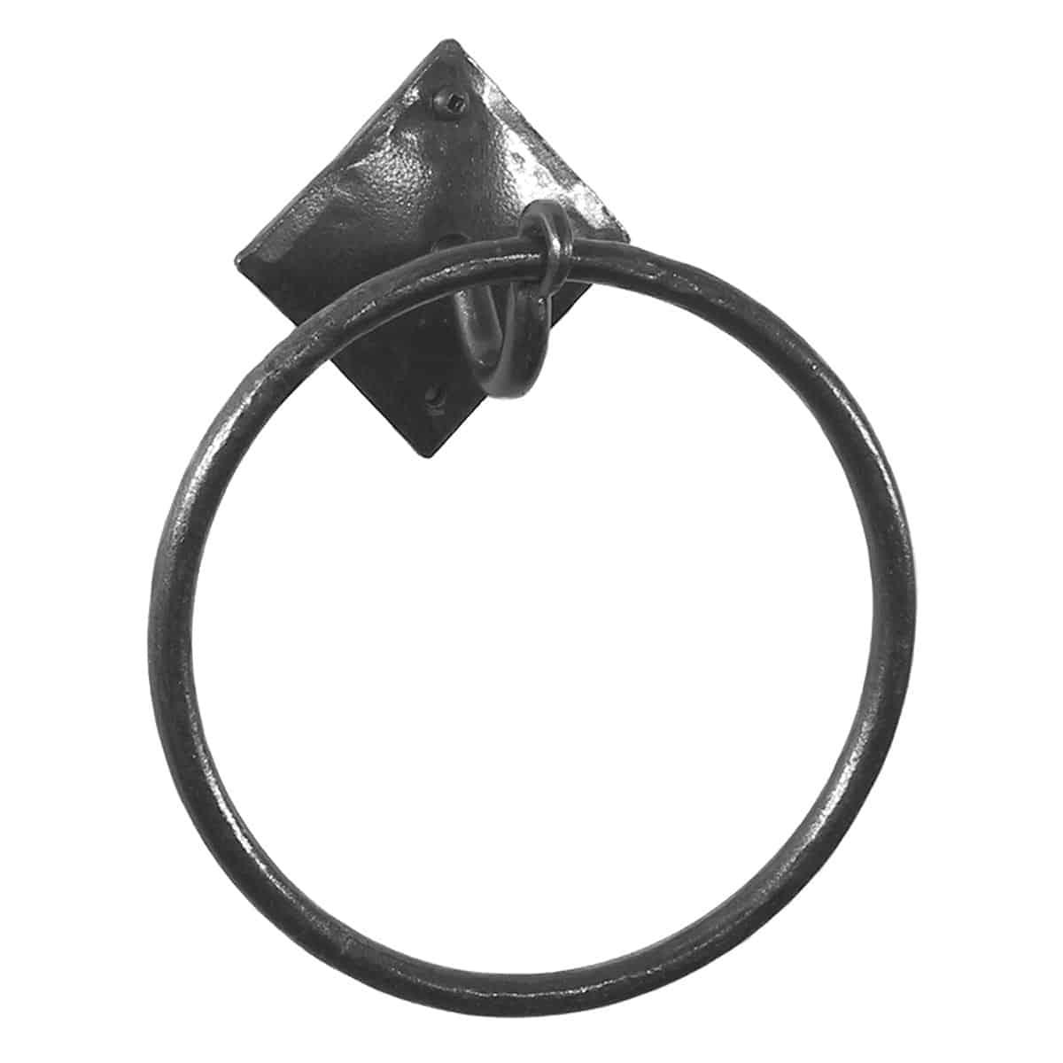 Diamond Towel Ring