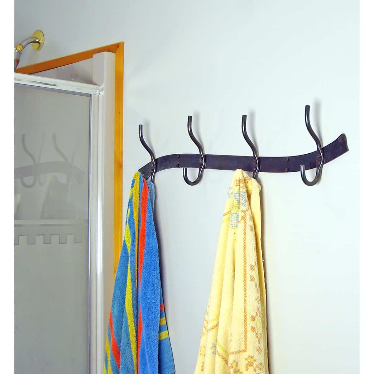 Vogue 4 Hook Coat Rack