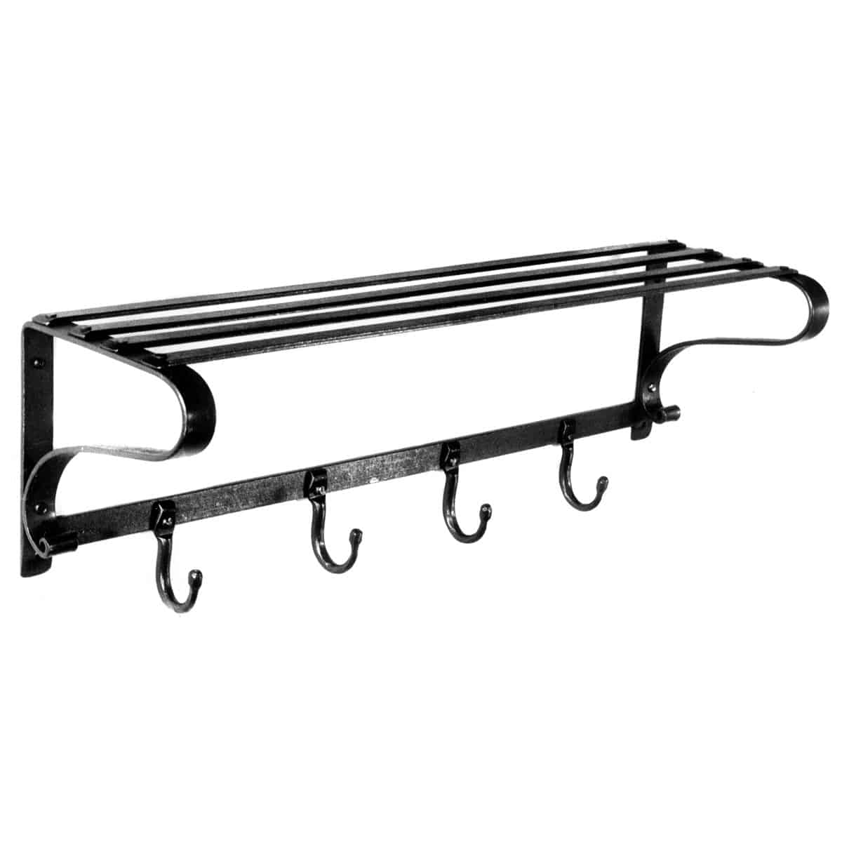 Shelf/Coat Rack Unit