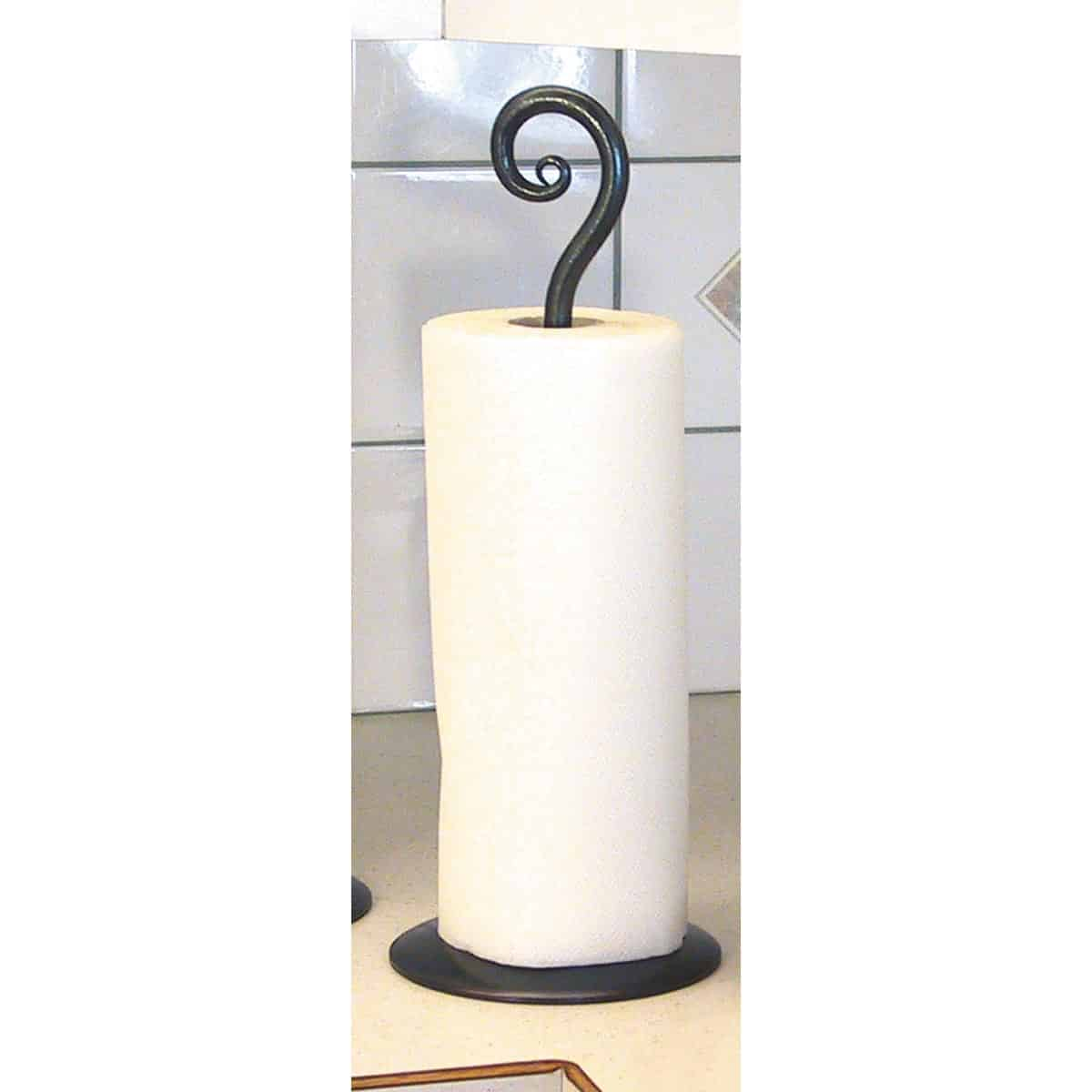 Curl Counter Paper Towel Holder