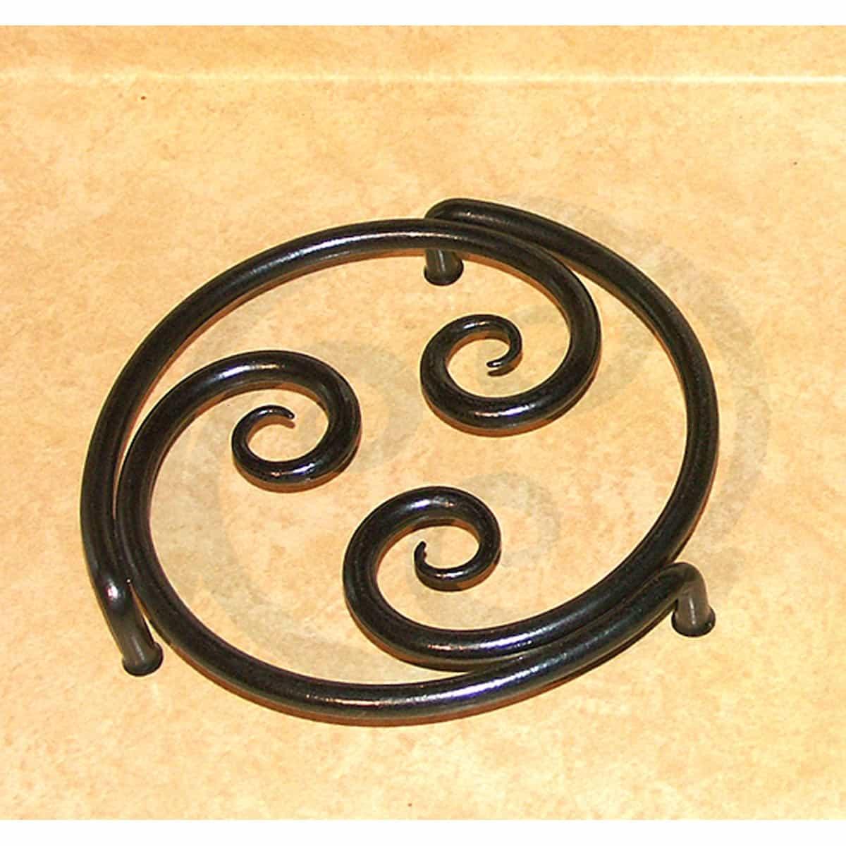 Spiral Trivet, small