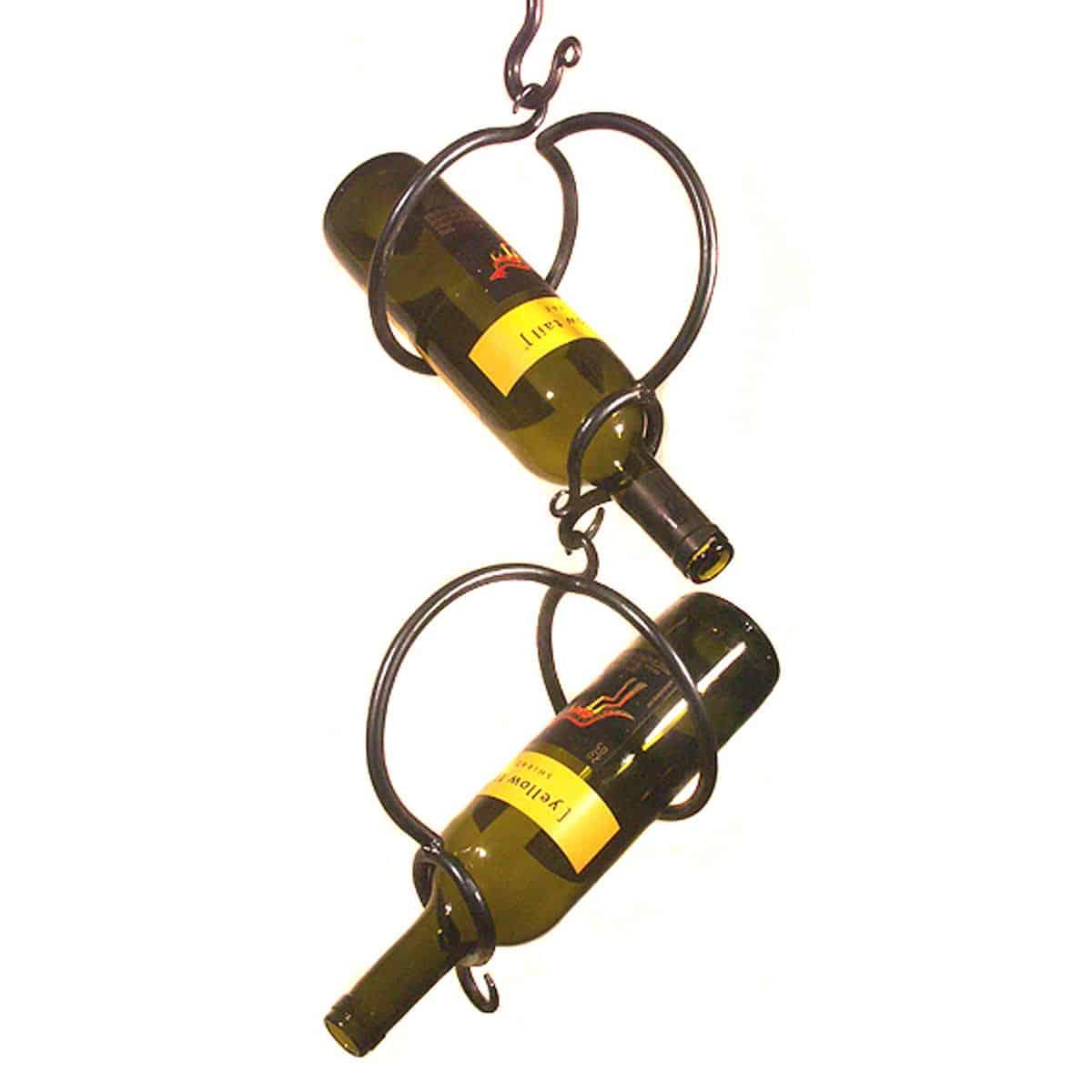 Hanging Wine Holder Set