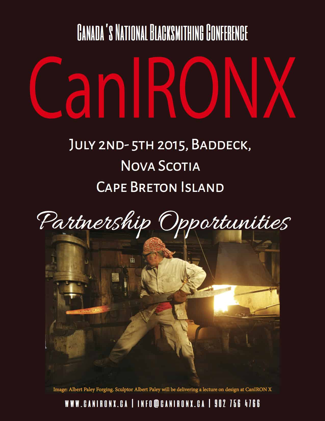 CanIRON X 2015