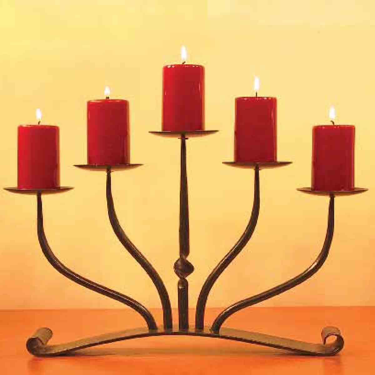 Outreach Candleholder