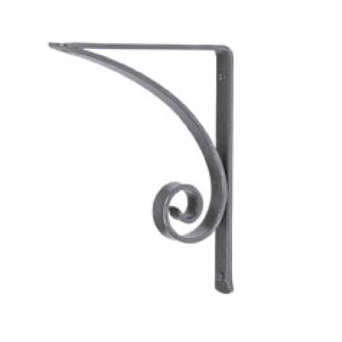 Spiral Shelf Brackets